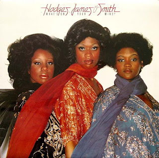 HODGES,JAMES & SMITH - WHAT\'S ON YOUR MIND ? (1976)