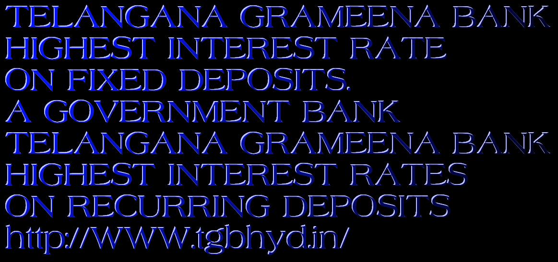 TELANGANA GRAMEENA BANK