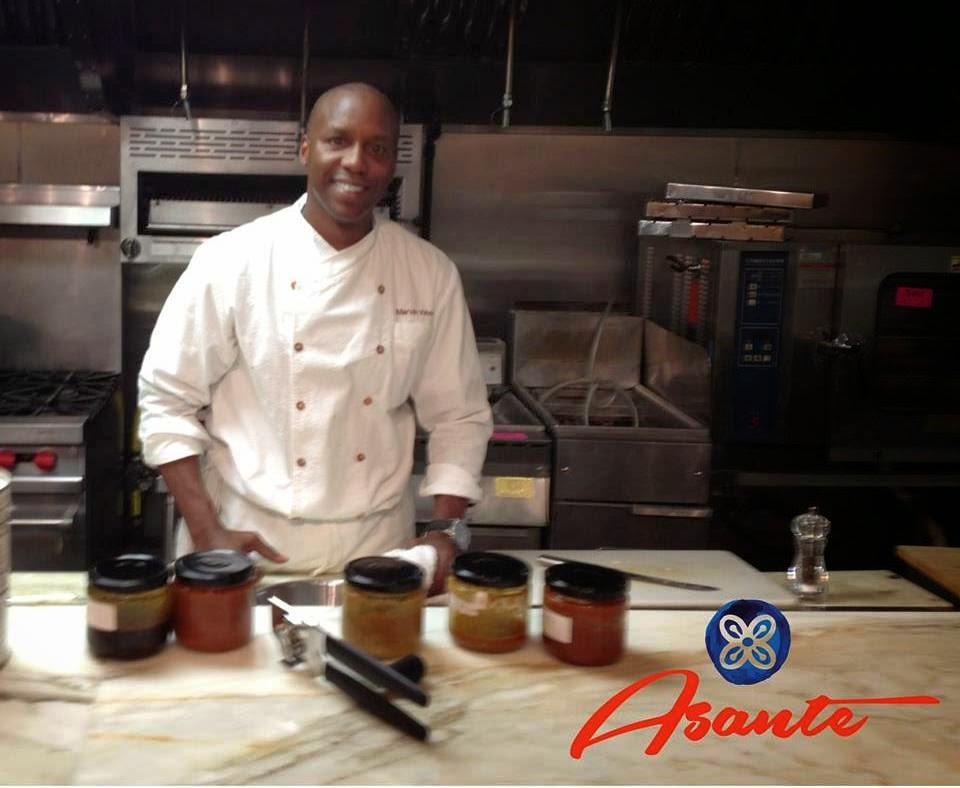 Cooking with Chef Marvin Woods - Relish