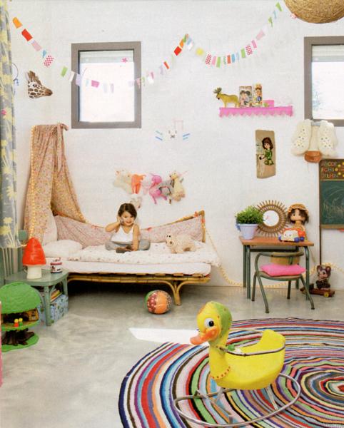 Puerta al sur alfombras redondas para decorar un cuarto infantil - Alfombra redonda infantil ...
