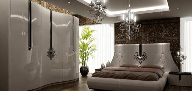 modern turkish bedrooms of the most fascinating designs - Modern Trkis