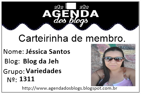 ❤ AGENDA DOS BLOGS ❤
