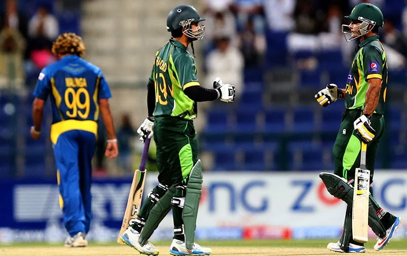 Pakistan Vs Sri Lanka 25th february