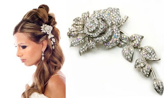 wedding hair accessories cheap