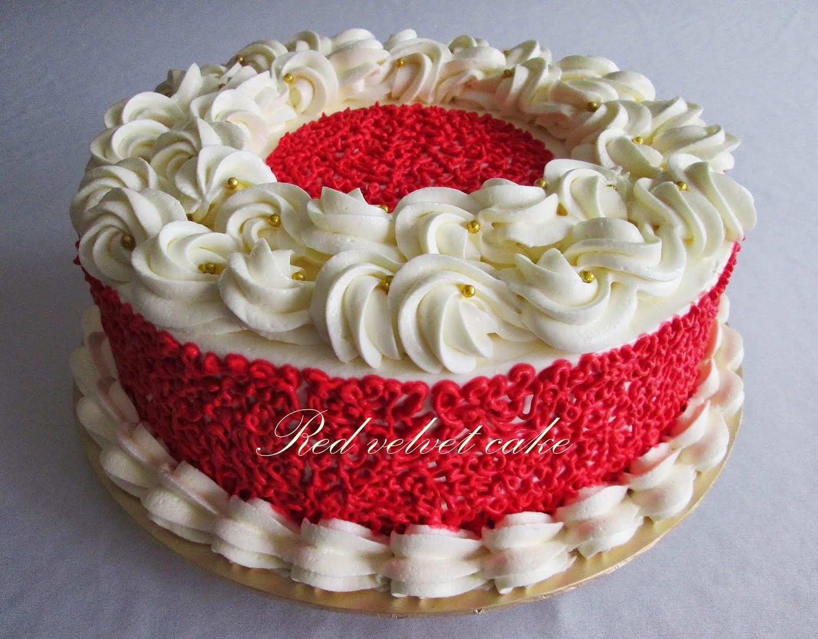 Red Velvet Cake / 2.5kg