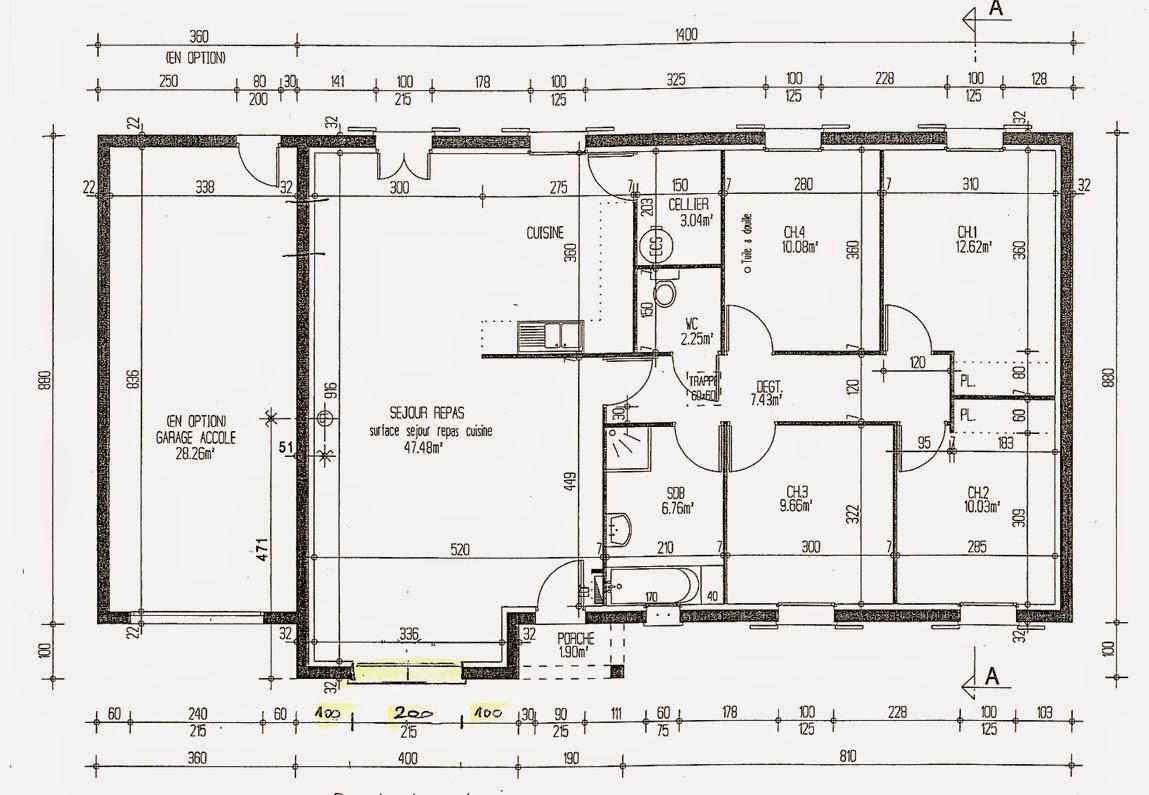 apprendre autocad en 1 heure i tutoriel r alisation. Black Bedroom Furniture Sets. Home Design Ideas