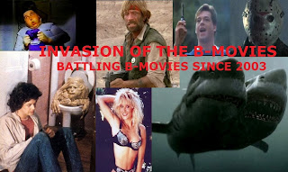 Invasion Of The B-Movies
