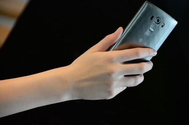 Fotos LG G4s Beat