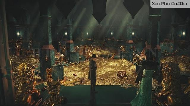 Hình ảnh phim Oz Vĩ Đại Và Quyền Năng