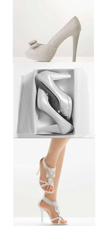 códigos de cupón venta al por mayor famosa marca de diseñador Zapatos de Novia, by Rosa Clará   Something Blue Bodas ...