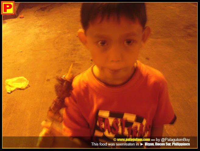 IHAW-IHAW ► VIGAN, ILOCOS SUR