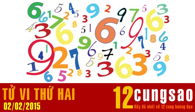 Tử vi Thứ Hai 2/2/2015 - 11 Thần Số hàng ngày