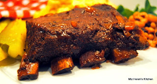 Slow Cooker Baby Back Ribs from Miz Helen's Country Cottage
