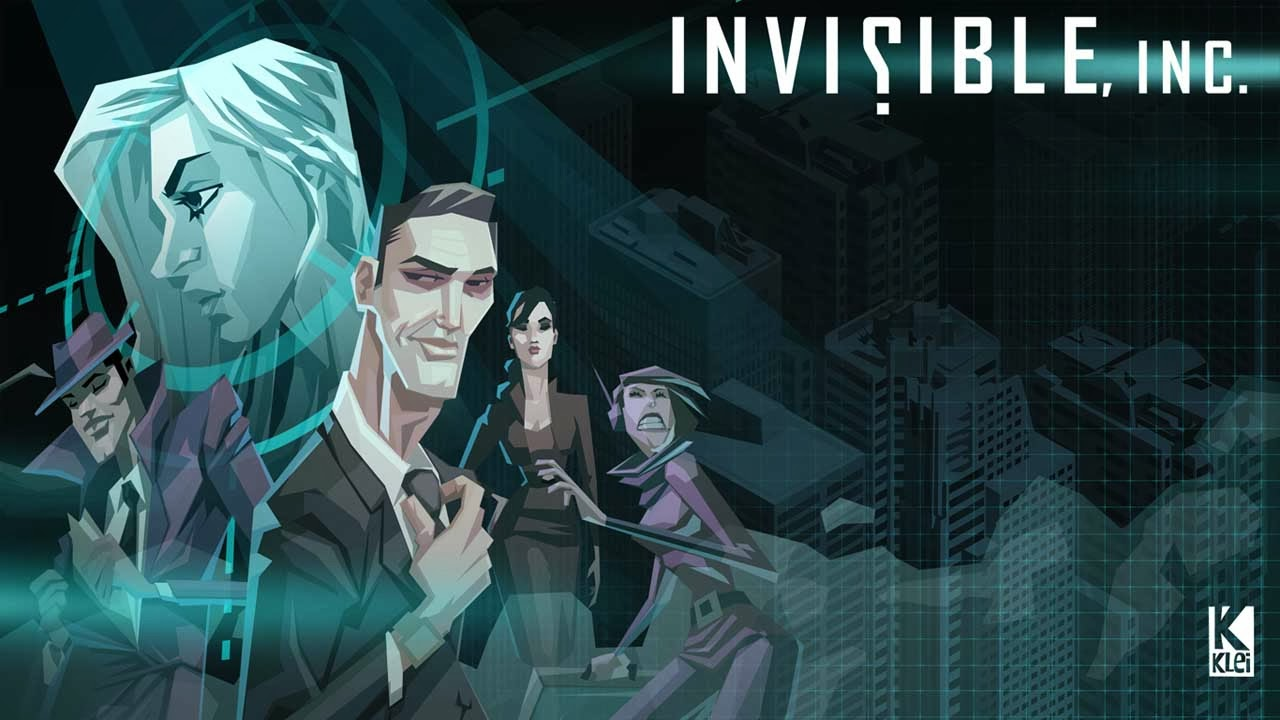 Invisible Inc wallpaper