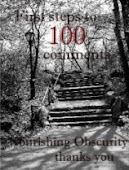 100 comments on Nourishing Obscurity