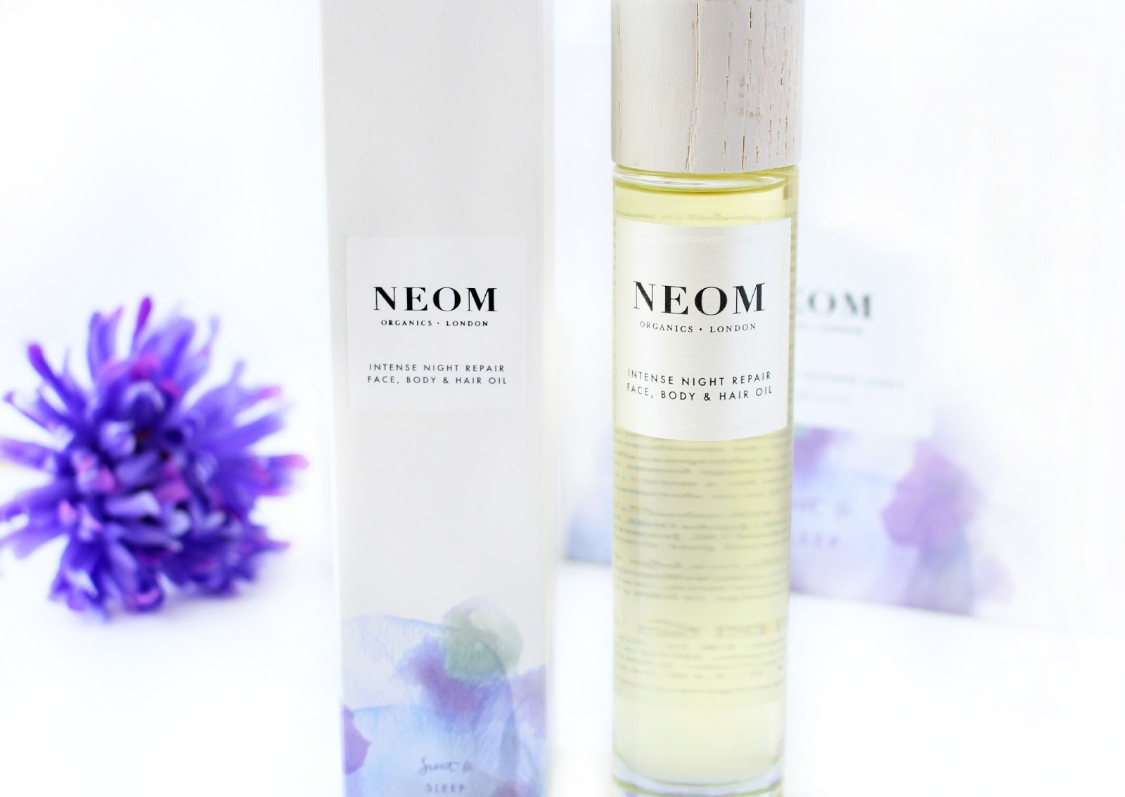 NEOM Intense Night Repair Face, Body & Hair Oil Review