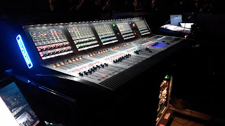 soundcraft vi6 mixing audio board