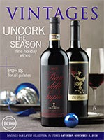 LCBO Wine Picks from November 8, 2014 VINTAGES Release