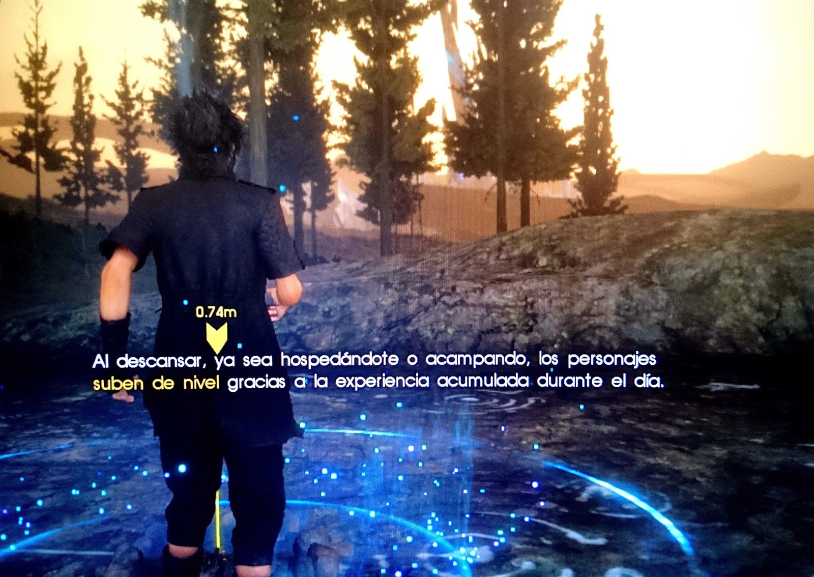 final fantasy xv subir nivel