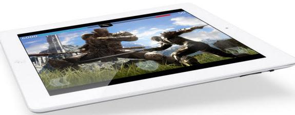 iPad of apple