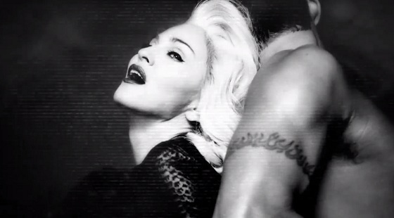 Madonna Postmodern Pop MDNA