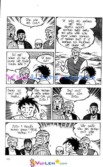 Jindodinho - Đường Dẫn Đến Khung Thành III  Tập 44 page 90 Congtruyen24h