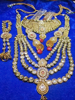 Latest wedding Jewellery Designs 2014-15