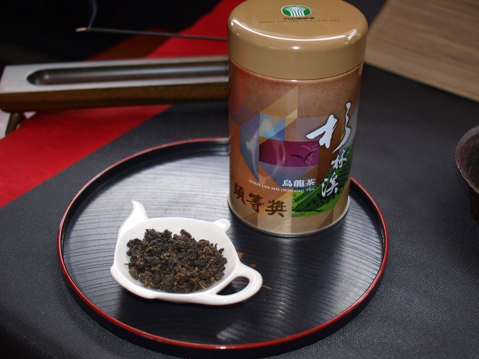 竹山農會比賽茶 (杉林溪比賽茶) 頭等獎