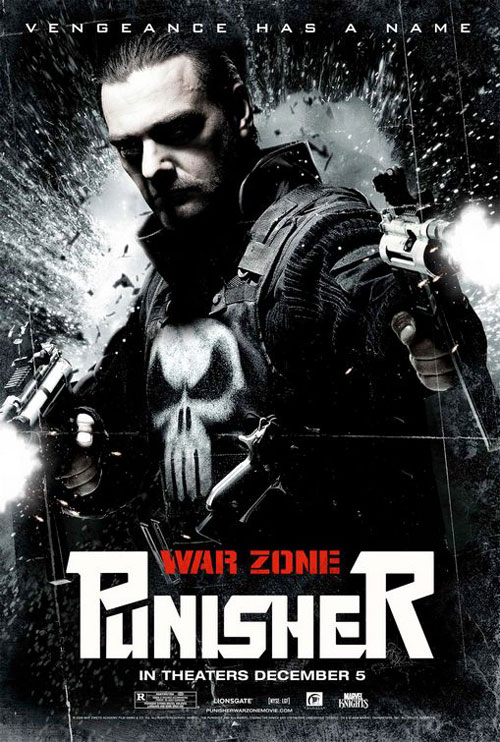 Punisher: War Zone (2008) Watch Online Full Movie Free Download 300MB BRRip 480p Dual Audio ESubs