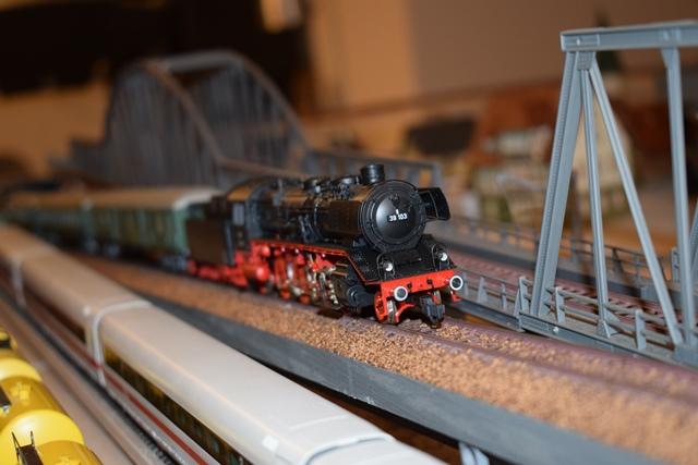 Fleischmann BR 39.0-2- DB III  - Ref. 4138