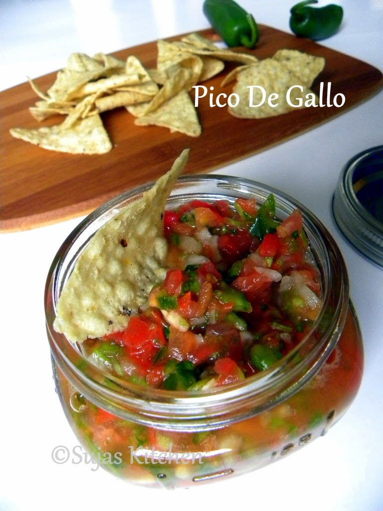 Tomato Jalapeno Salsa