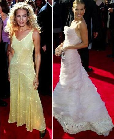 فساتين سارة جيسكا باركر - أزياء سارة جيسكا باركر 2013