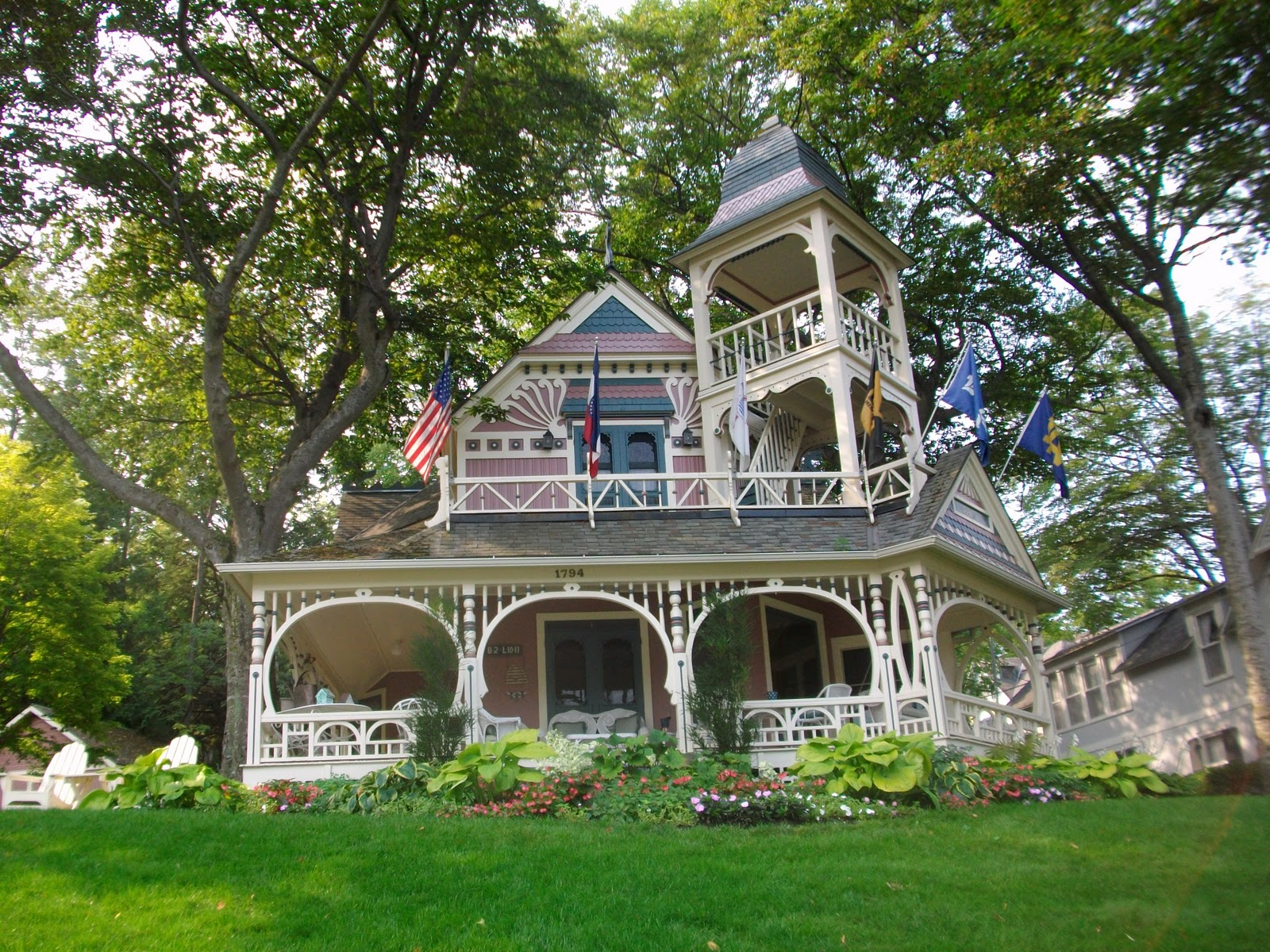 Beautiful Historic Houses The Beautiful Victorian Homes