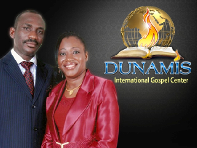 DUNAMIS INTERNATIONAL GOSPEL CENTER, AWKA