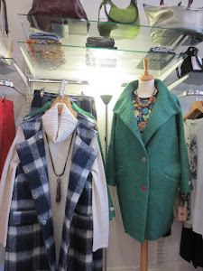 Talk about a statement coat? Avoca have it all sewn up!