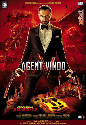 Download Agent-Vinod 2012 Poster