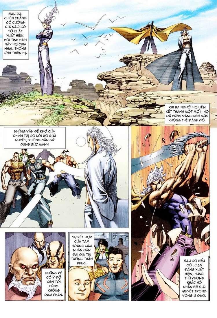 Võ Thần chap 300 Trang 42 - Mangak.info