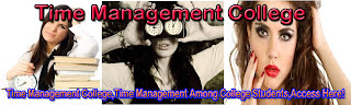 Time Management College,Time Management Among College Students,Access Here!