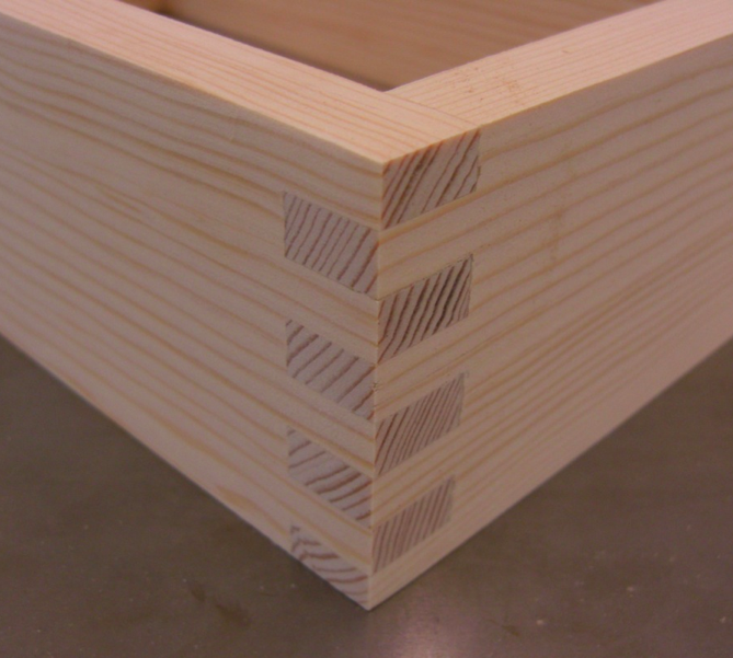 Wood Joints For Drawers ~ Let s talk wood box joints on a tablesaw