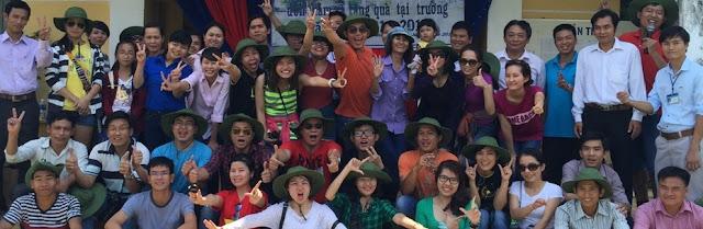 Hội từ thiện Vietnamsmile - nhóm thiện nguyện