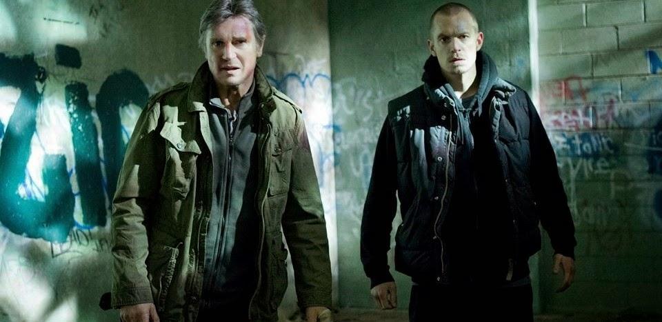 Trailer legendado e pôsteres inéditos da ação Noite sem Fim, com Liam Neeson e Ed Harris