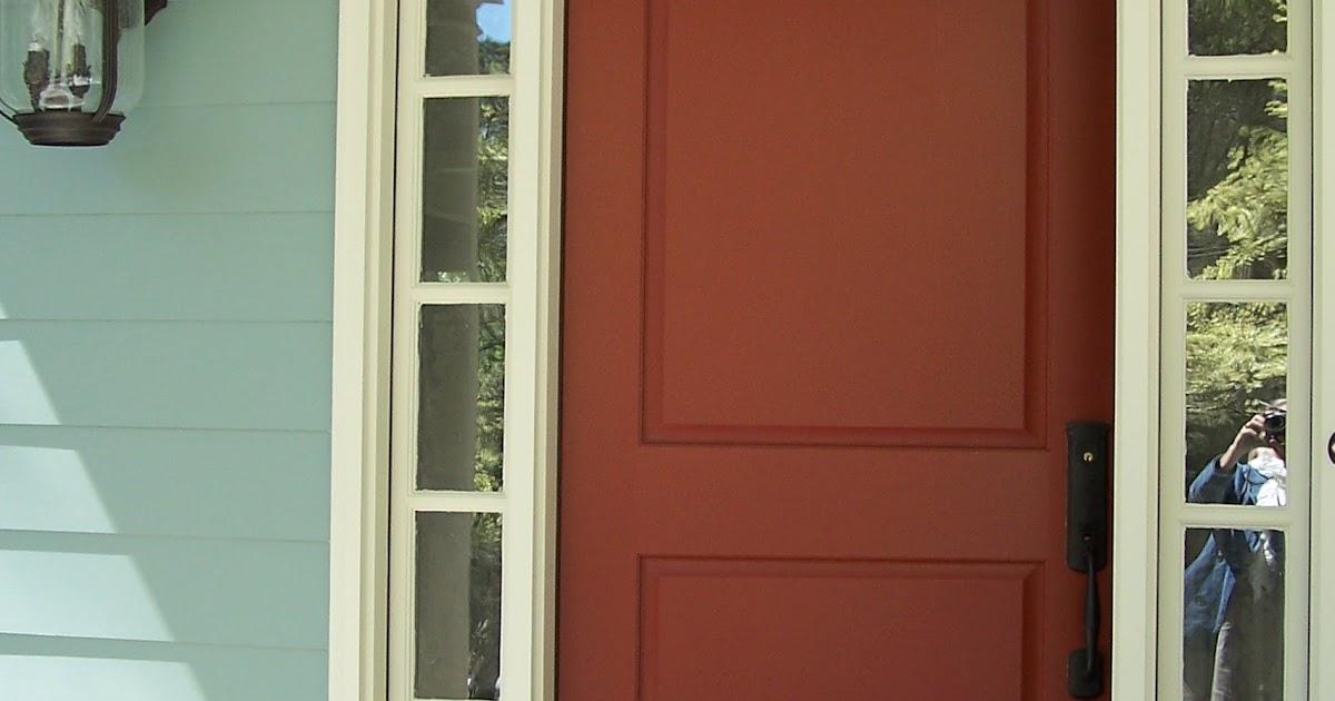 Tara dillard choosing a front door color for 100 doors door color