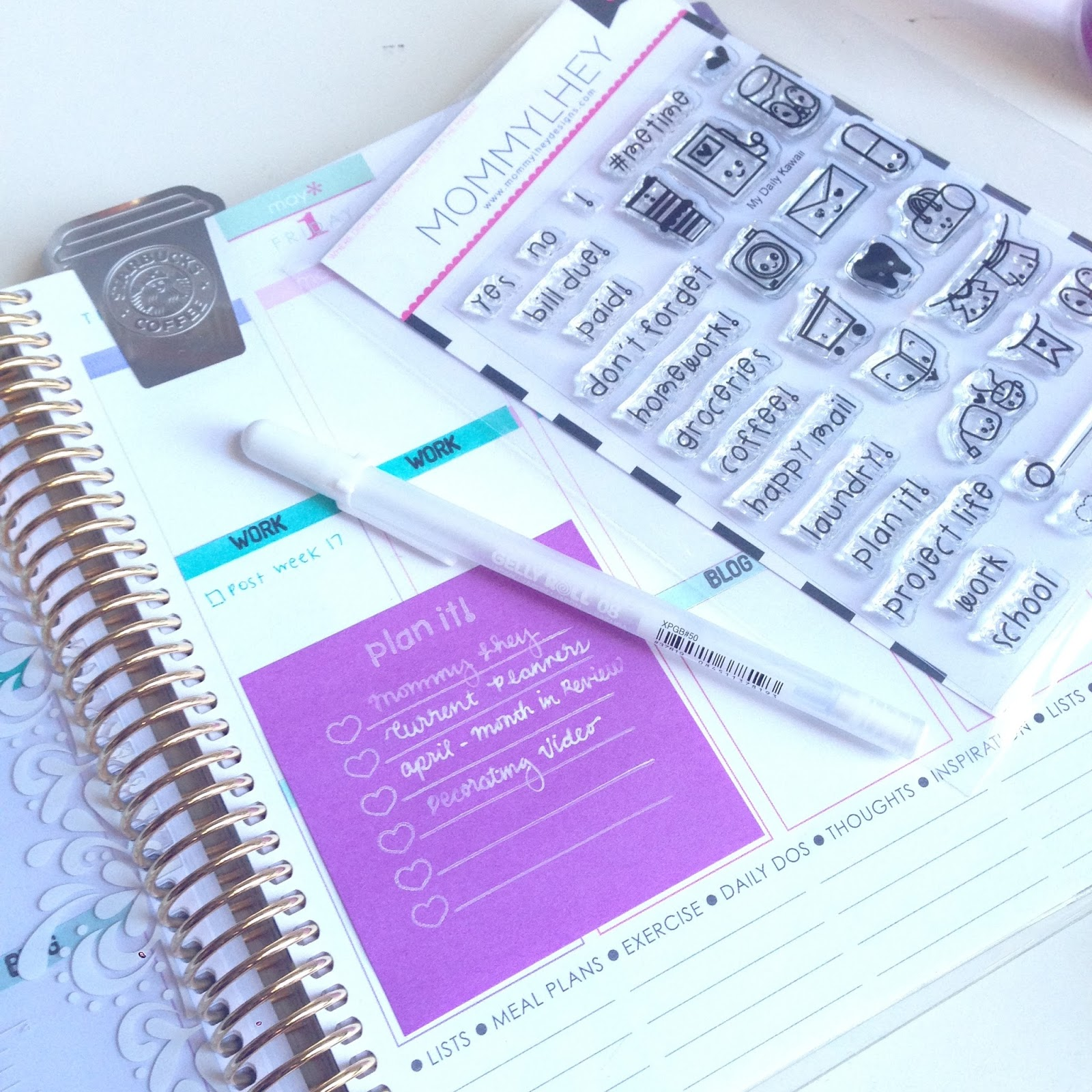 Kikki K Personal Planner Class//Lesson Script Functional Planner Stickers in Cool Travelers Notebook Warm or Black Color Palette for Erin Condren