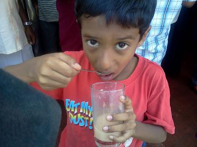 Jigardhana drink, from Madurai