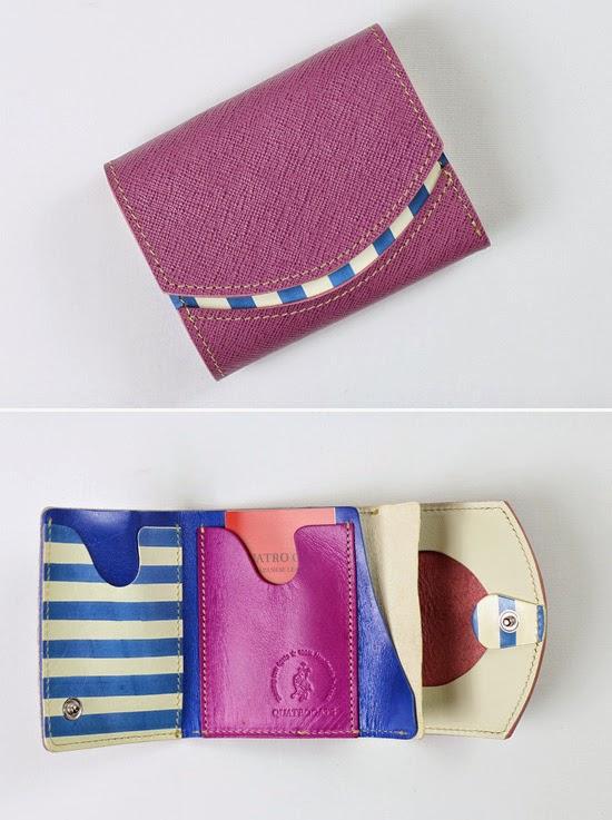 小さい財布クラロ