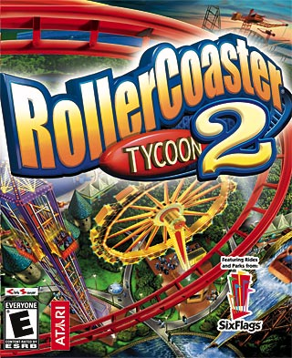 roller coaster tycoon 2 download full