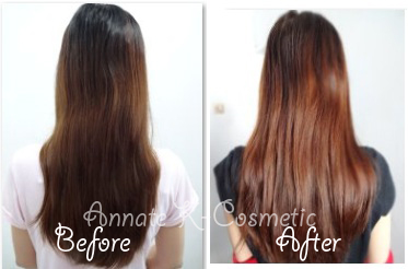 oreal Excellence Creme Hair Coloring 4.45 Mahogany Copper Brown Review