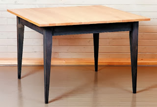paterson woodworking fisher table NL