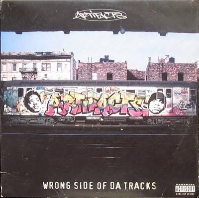 ARTIFACTS - WRONGSIDE OF DA TRACKS (1993)