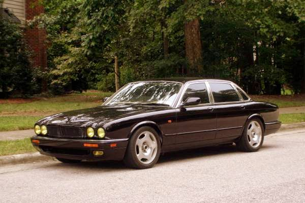 daily turismo 5k 5 speed conversion 1995 jaguar xjr. Black Bedroom Furniture Sets. Home Design Ideas